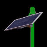 solar-panel green